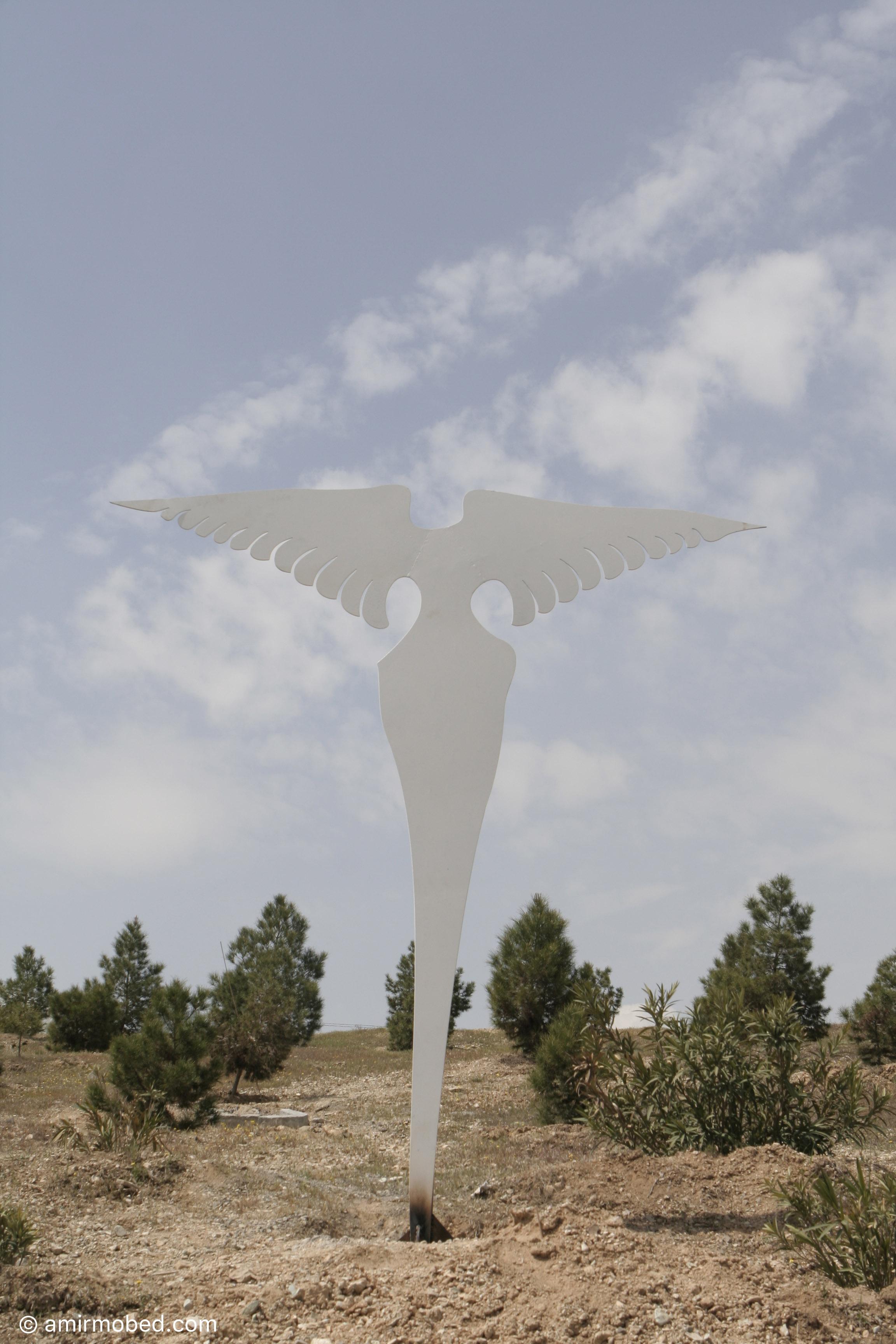 فرشتهها، چیدمان، ۱۳۹۱
