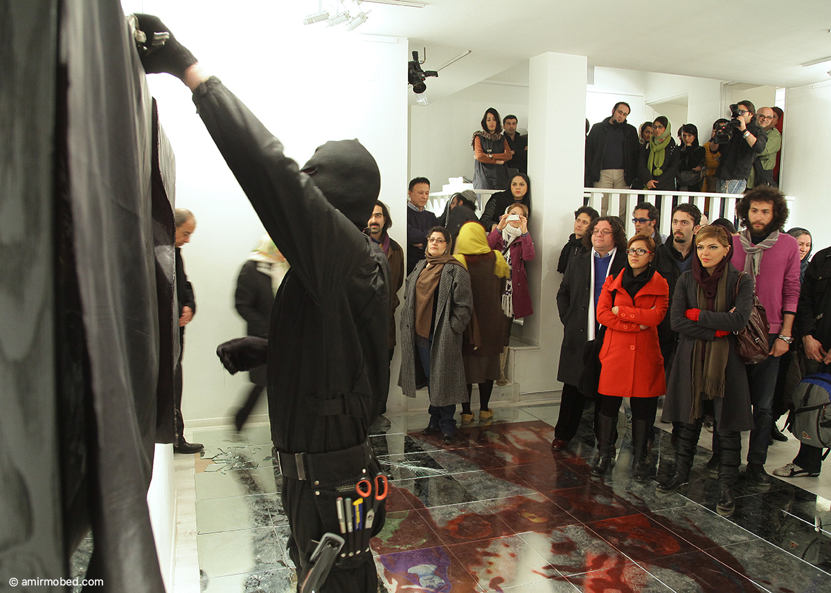 Opening, 2011, Performance